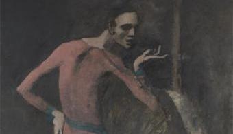 El actor, de Pablo Picasso