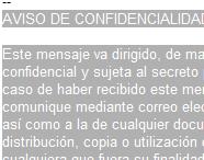 Imagen de aviso de confidencialidad