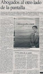 Reportaje en Mercado de Trabajo, 9-15 enero 2004