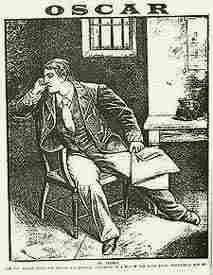Oscar Wilde en prisión