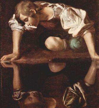 El Narciso de Caravaggio