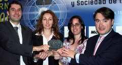 Entrega premio AUI 2005