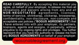 ReasonableAgreement.org
