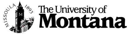 Logo universidad Montana